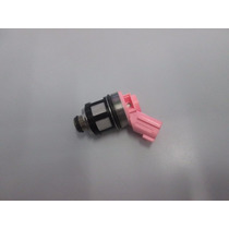 Bico Injetor Nissan Pathfinder 6cc Js234 Conector Oval Rosa