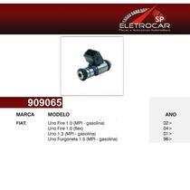 Bico Injetor Fiat Uno Fire, Furgoneta 1.0, 1.3 1.5 96 Em Dia