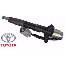 Bico Injetor Com Chicote Toyota Hilux 3.0 Diesel 236703270