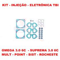 Kit Reparo Injeção Eletronica Tbi Omega/suprema 3.0 6c