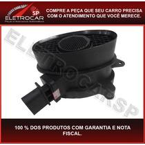 Sensor De Fluxo De Ar Bmw 525 2.5 04 Em Diante (medidor, Maf