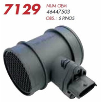 Sensor De Fluxo De Ar Fiat Marea 2.4 20v 01 A 03 [ Maf ]