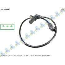 Sensor De Rotação Corsa 1.0 16v Gasolina 95/02 - Vdo