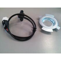 Sensor Rotacao + Arruela Angulo Fonica L200 Gl Gls Hpe