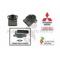 Sensor Acelerador Mitsubishi Airtrek Outlander 2.4 Mr578861