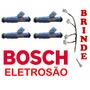 Jogo Bico Injetor 80 Lbs 85ml Abertos Bosch Alta Impedancia