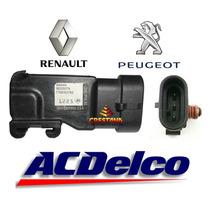 Sensor Map Renault Clio 1.0 8v 16v 3 Pinos 16220279 Original