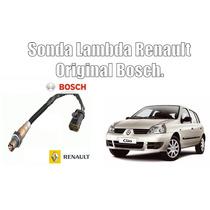 Sonda Lambda 4 Fios Renault Clio 1.0 16v (flex)