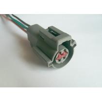 Plug Conector Chicote Contra-peça Sonda Lambda Gol Fiesta