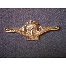 Distintivo Dourado Centro De Estudos De Pessoal (cep)