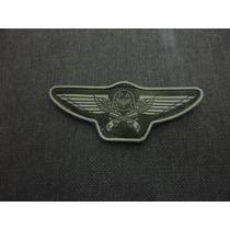 Distintivo Emborrachado Policia Da Aeronáutica