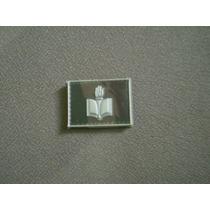 Distintivo Emborrachado De Gola Capelão Protestante - Eb