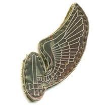 Esquadrão De Aviação Exército - Distintivo Emborrachado