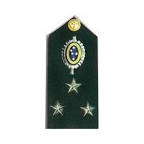 Platina General De Divisão (par)