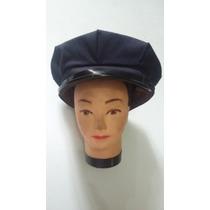 Antigo Quepe Da Polícia Americana - Chapéu