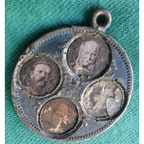 Alemanha Primeira Guerra Medalha Patriótica 1 Mark 1886