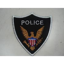 Patche Policia Tatica Police