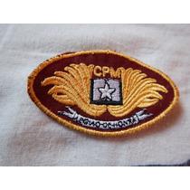 Patch, Distintivo Insígnia Policia Militar Legião De Honra