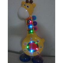 Brinquedo Pedagogico Musical Som Luz - Fret16