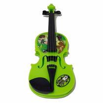 Violino De Brinquedo Ben 10