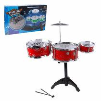 Brinquedo Musical Bateria Infantil Promoção