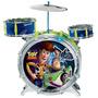Bateria Infantil Acústica Buzz Toy Story 1141 Yellow