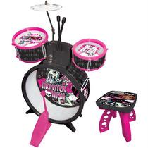 Bateria Infantil Monster High Original Fun