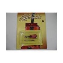 Coleção Instrumentos Musicais N 2 - Violino - Com Miniatura