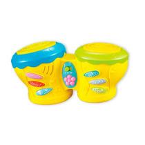 Bongô Do Bebê Com Som E Luzes 1696 Bee Cool - Bee Me Toys