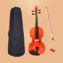 Violino 1/8 Para Criança 3 A 6 Anos