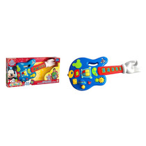 Guitarra Elétrica Do Mickey Disney Original - Zippy Toys