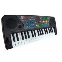 Teclado Musical Infantil- Usb, Mp3 , Microfone
