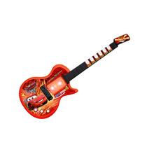 Guitarra Relâmpago Mcqueen Carros 2! Yellow! Frete Grátis!!!