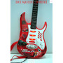 Guitarra - Kit Rock Star Car Amplificador Guitarra Microfone