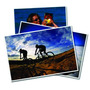 Papel Fotográfico 10x15 Glossy Paper Kit Com 40 Folhas