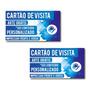 Cartão De Visita - Bopp - Uv Localizado - 300gr - Eicriei