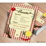 10 Convites Para Chá De Cozinha! Promoção!!