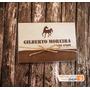 5 Convite Festa Haras Cavalos 50 Anos Rústico Madeira Pregos