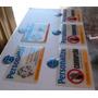 100 Adesivos Etiquetas Resinadas Personalizadas   Tam: 7x5cm