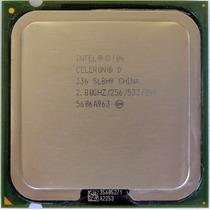 Processador Intel Celeron D 336 2.80 Ghz Socket Lga 775