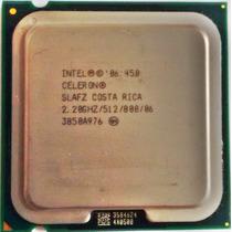 Processador Intel Celeron 450 2.2ghz 512kb 800mhz
