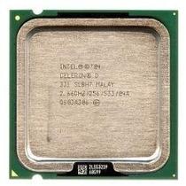 Processador Intel Celeron D 331 2.66ghz Socket Lga 775