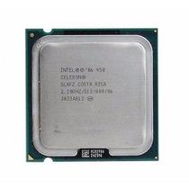 Intel Celeron Processor 450 2.2ghz Lga 775/ 3 Meses Garantia