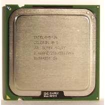 Processador Intel Celeron D 2.66ghz Sl98v Sokete Plga775 478