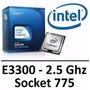 Processador Intel Celeron Dual Core E3300 2.50ghz 775 Box