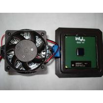 Processador Intel Celeron 700 Mhz Slot 1 + Cooler