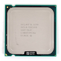 Cpu Intel Pentium Dual Core E6300 Socket 775 Oem