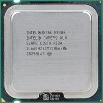 Processador Intel Core2 Duo E7300 2.66 Ghz
