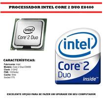 Processador Core2duo E8400 3,0