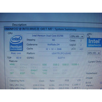 Processador Intel Pentium Dual Core E5700